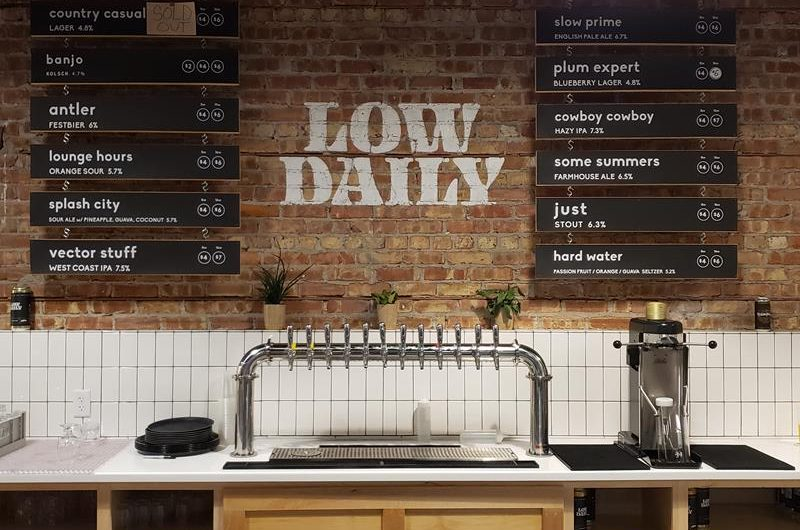 Low Daily Brewing Company