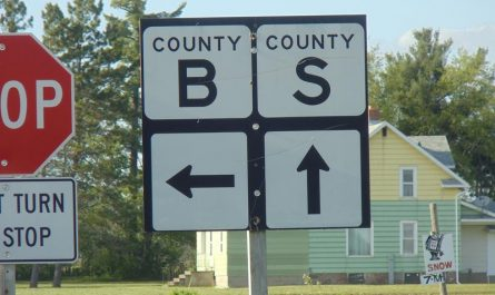 County B & S, along Highway 52 in Langlade County