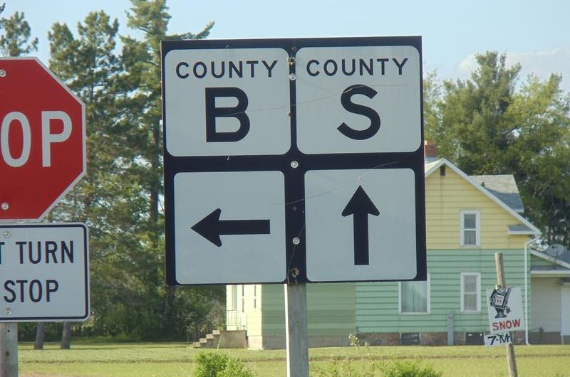 22+ Fun Wisconsin County Road Signs We Found