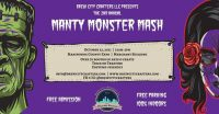 Manty Monster Mash, happening in Manitowoc, Wisconsin October 23, 2021